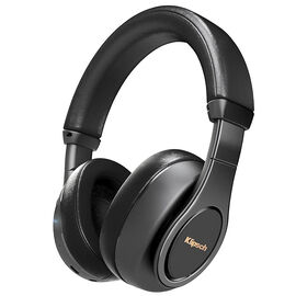 Klipsch Reference Over-Ear Bluetooth Headphones - Black - ROVEREARBT