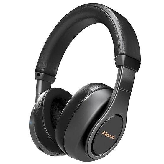 Klipsch Reference Over-Ear Bluetooth Headphones - Black - ROVEREARBT