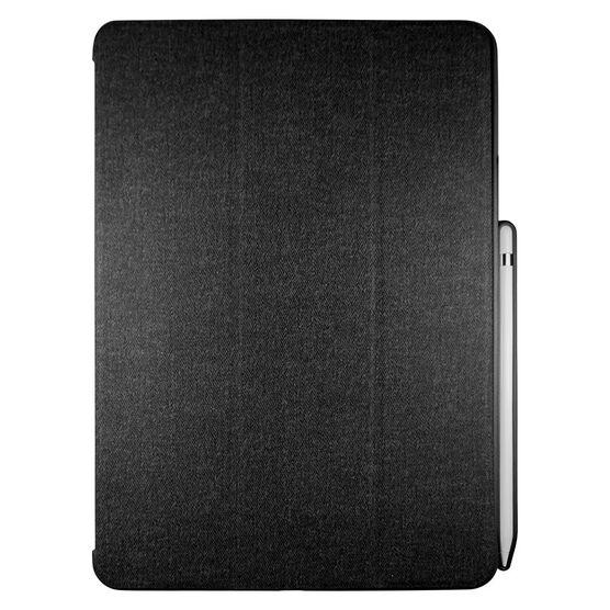 Logiix Spyder iPad Folio Case - iPad Pro 12.9 - Black - LGX-12490
