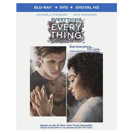 Everything, Everything - Blu-ray