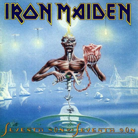Iron Maiden - Seventh Son of a Seventh Son - Vinyl