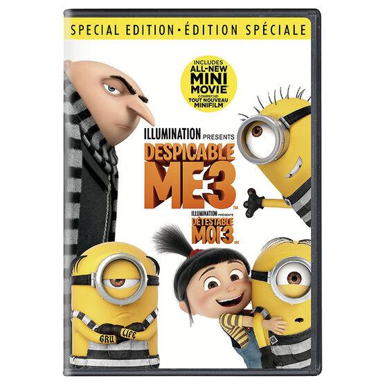 Despicable Me 3 - DVD