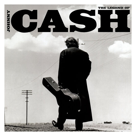 Johnny Cash - The Legend of Johnny Cash - Vinyl