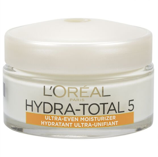 L'Oreal Hydra-Total 5 Ultra-Even Moisturizer - 50ml