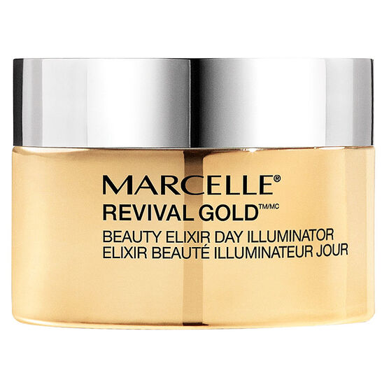 Marcelle Revival Gold Beauty Elixir Day Illuminator - 50ml