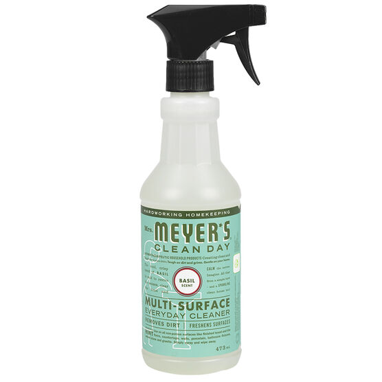Mrs. Meyer's Multi Surface Cleaner - Basil - 473ml