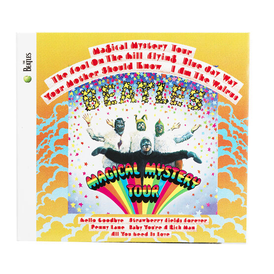 The Beatles - Magical Mystery Tour: Remastered - CD
