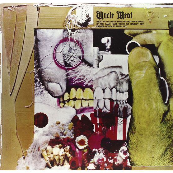 The Mothers of Invention - Uncle Meat - Vinyl