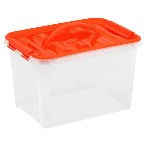 Snapware Smart Store with Coral Handles - 11L