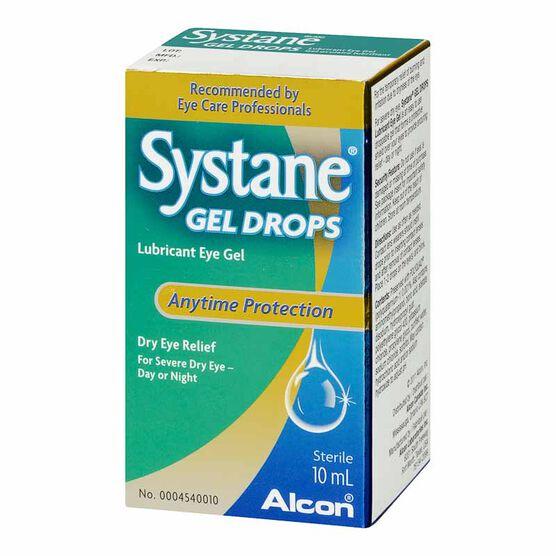 Systane Gel Drops Lubricant Eye Gel - 10ml