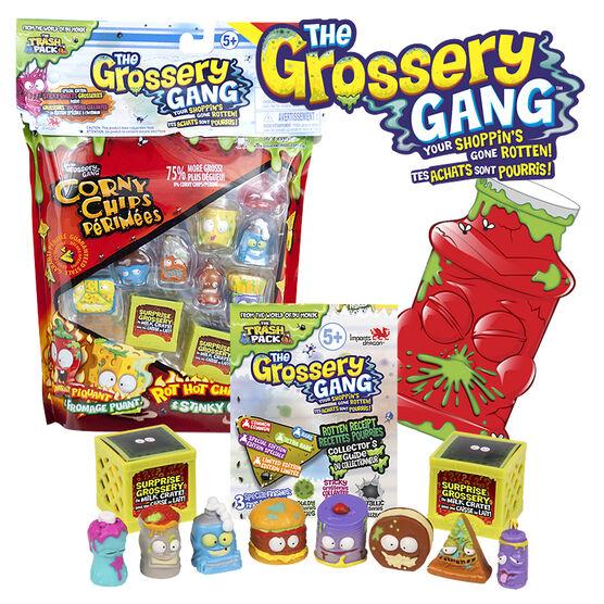 Grossery Gang Series 1 - Large Pack
