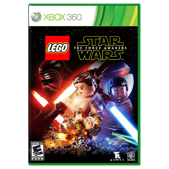 Xbox 360 Lego Star Wars: The Force Awakens