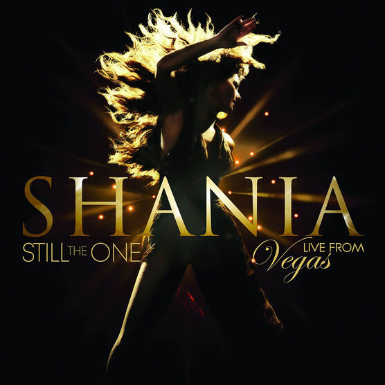 Shania Twain - Still The One: Live From Vegas - DVD