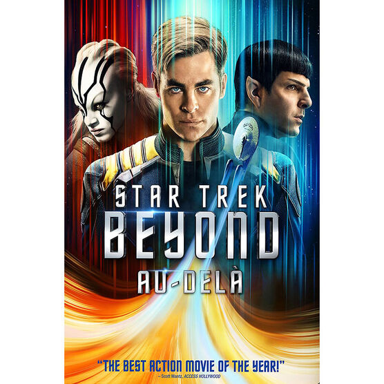 Star Trek: Beyond - DVD