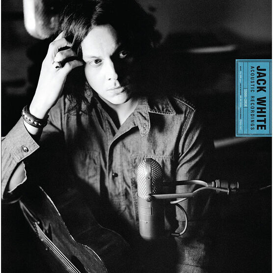 Jack White - Acoustic Recordings: 1998-2016 - 2 CD