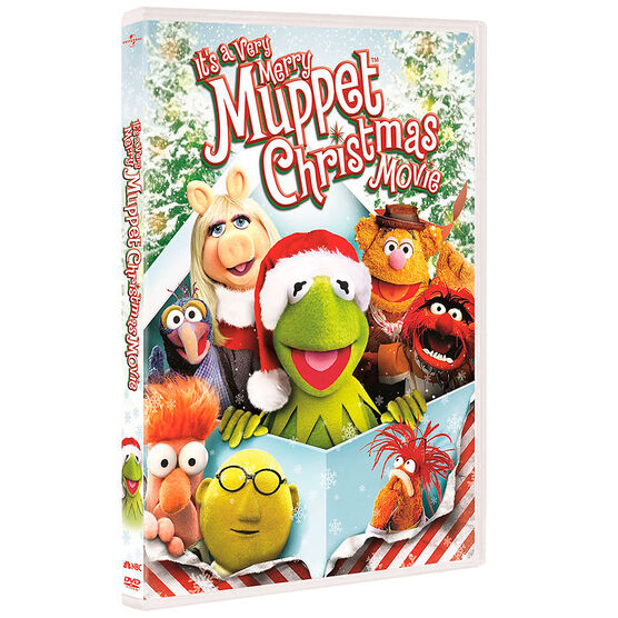 It's A Very Merry Muppet Christmas Movie - DVD