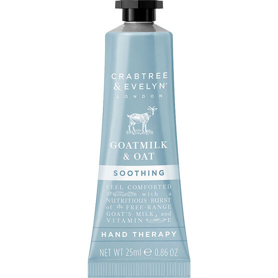 Crabtree & Evelyn Goatmilk & Oat Soothing Hand Therapy - 25g