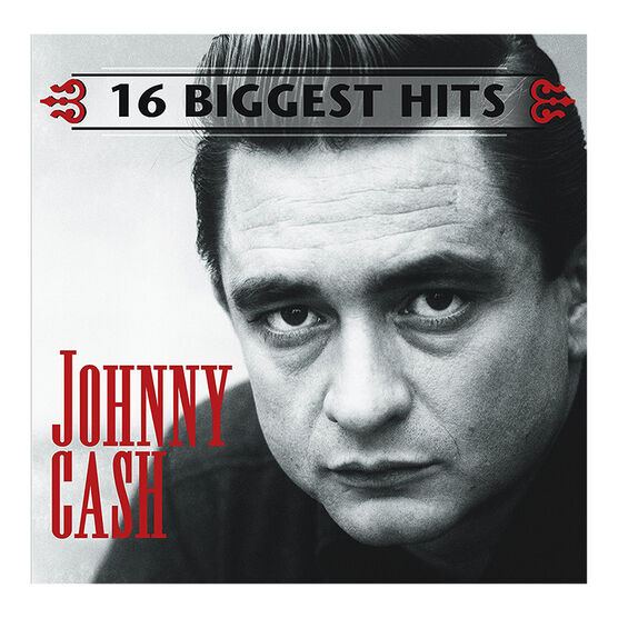 Johnny Cash - 16 Biggest Hits - 180g Vinyl