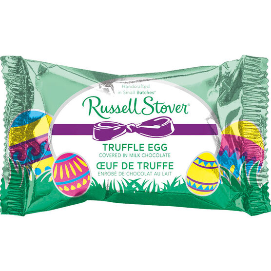 Russell Stover Truffle Egg - 28g