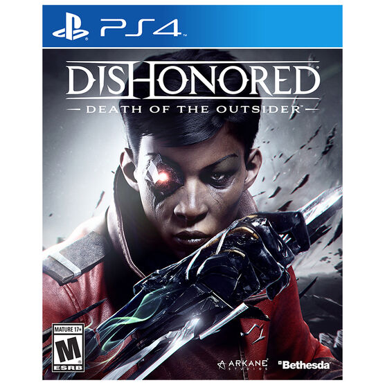 PS4 Dishonored 2 - Death of the Outsider