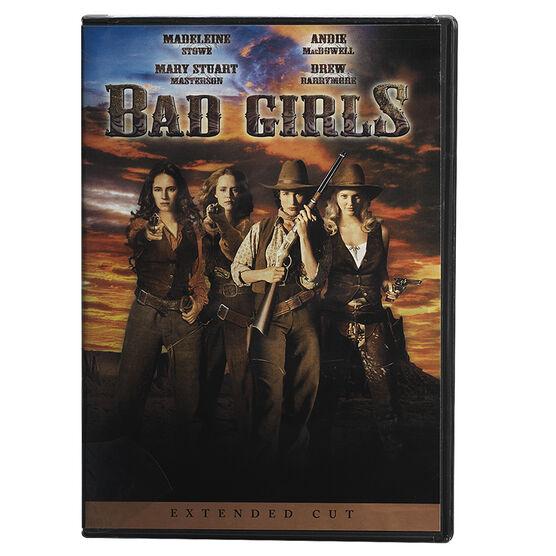 Bad Girls (1994) - DVD