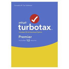 Intuit TurboTax Premier 2017 - 12 Returns