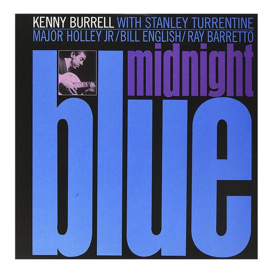 Kenny Burrell - Midnight Blue - Vinyl