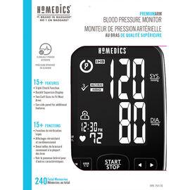 Homedics Premium Arm Blood Pressure Monitor - BPA-750-CA