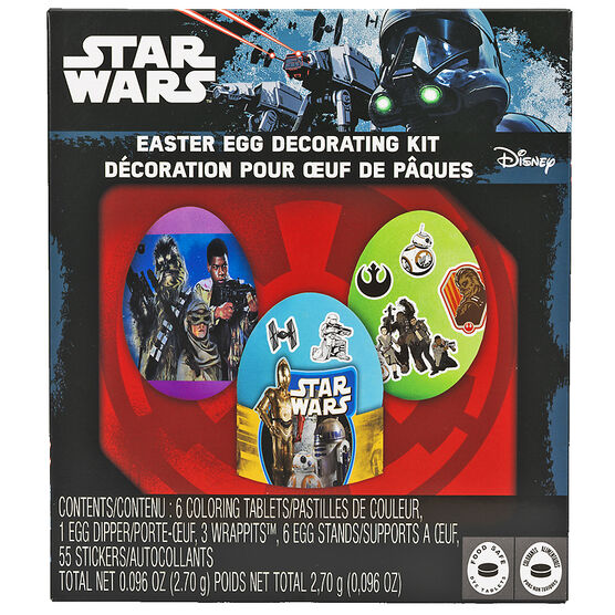 Star Wars Easter Egg Decorating Kit