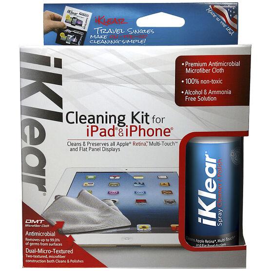 iKlear Travel Cleaning Kit For iPhone & iPad - 2 oz. - IK-IPAD