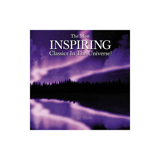 Various Artists - The Most Inspiring Classics In The Universe - CD