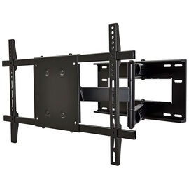 "Evermount Full Motion Wall Bracket for 42"" - 60"" Panels - Black - EMPLAB2"