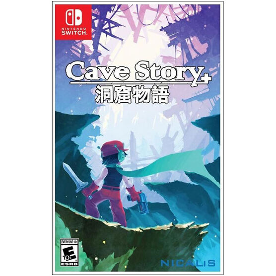 Switch Cave Story