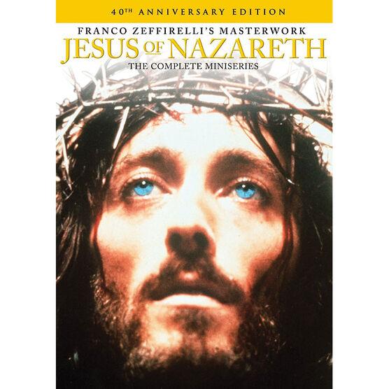 Jesus of Nazareth: The Complete Miniseries - DVD