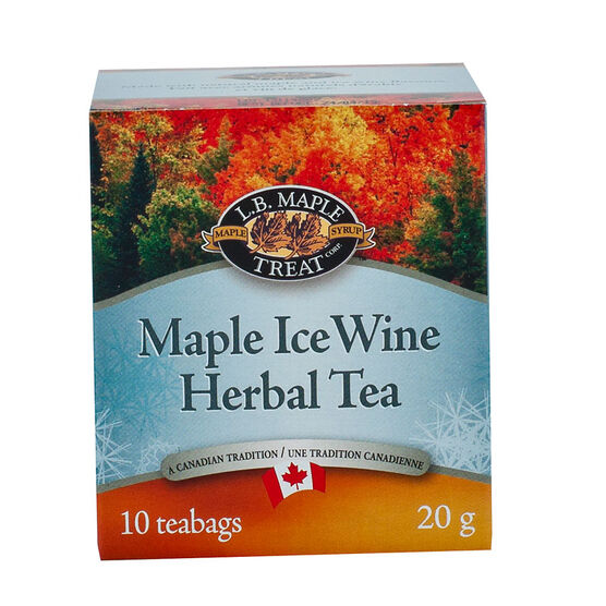 LB Maple Ice Wine Herbal Tea - 10's