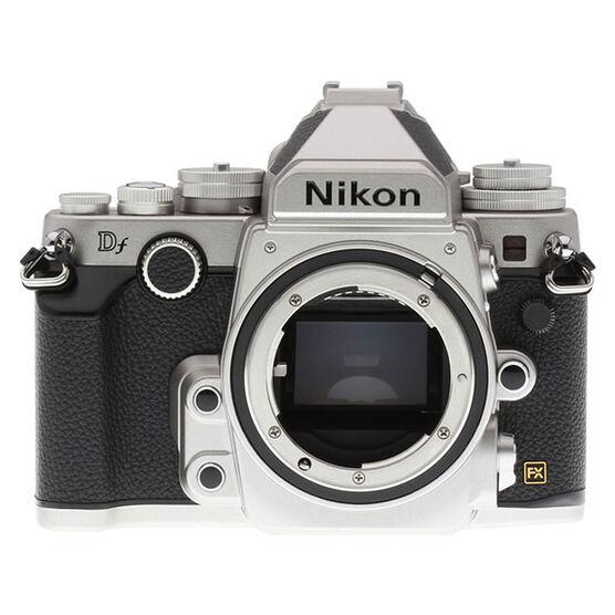 Nikon Df Body Only - Silver- 33704