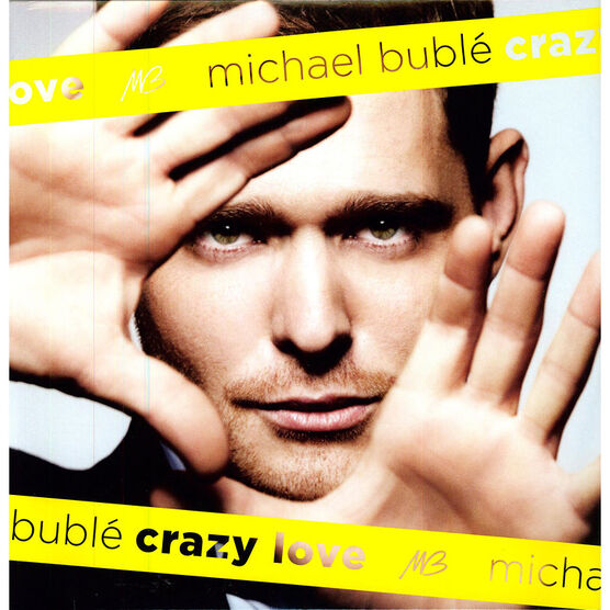 Michael Buble - Crazy Love - Vinyl