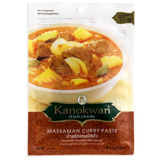 Kanokwan Massaman Curry Paste - 50g