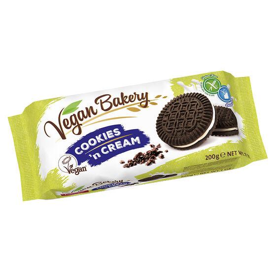 Coppenrath Vegan Bakery Cookies 'n Cream - 200g