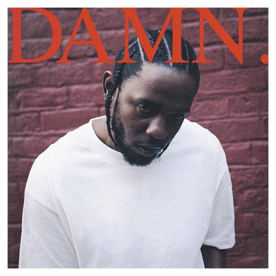 Kendrick Lamar - DAMN. - 2 LP Vinyl