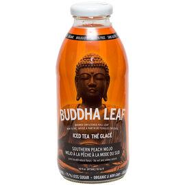 Buddha Leaf Iced Tea - Southern Peach Mojo - 473ml