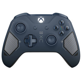 Microsoft Xbox Wireless Controller - Patrol Tech Special Edition Black - WL3-00072