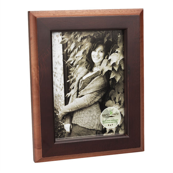 Winfield Plateau Frame - 5x7-inches - Espresso