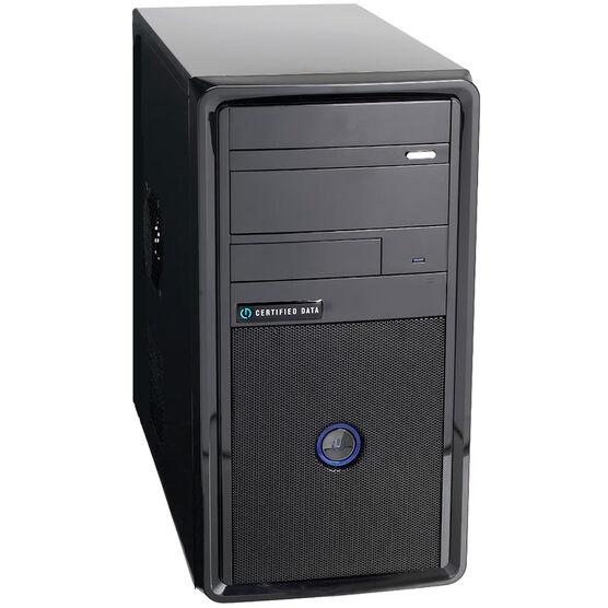 Certified Data AMD A4-7300SSD Desktop Computer