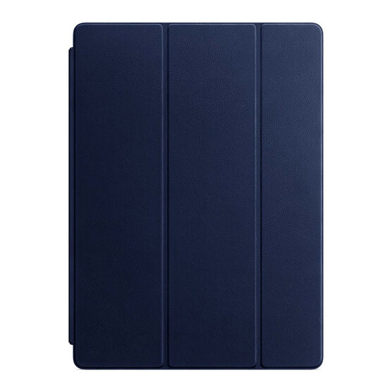 Apple iPad Leather Smart Cover - Blue - 12.9 Inch - MPV22ZM/A