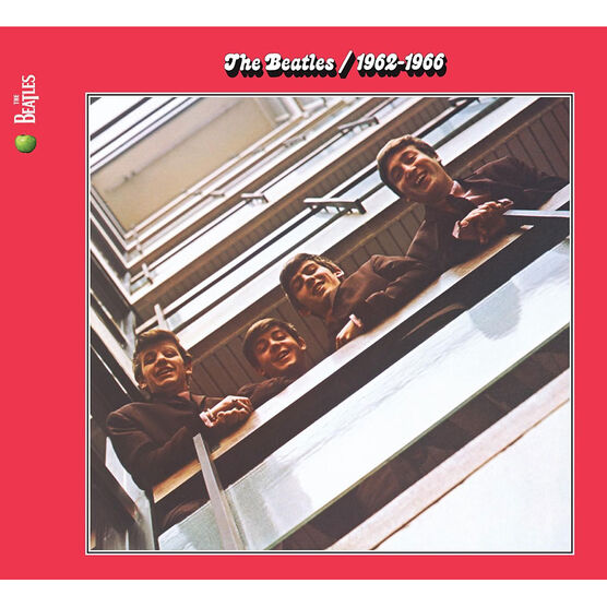 The Beatles - The Beatles: 1962-1966 - CD