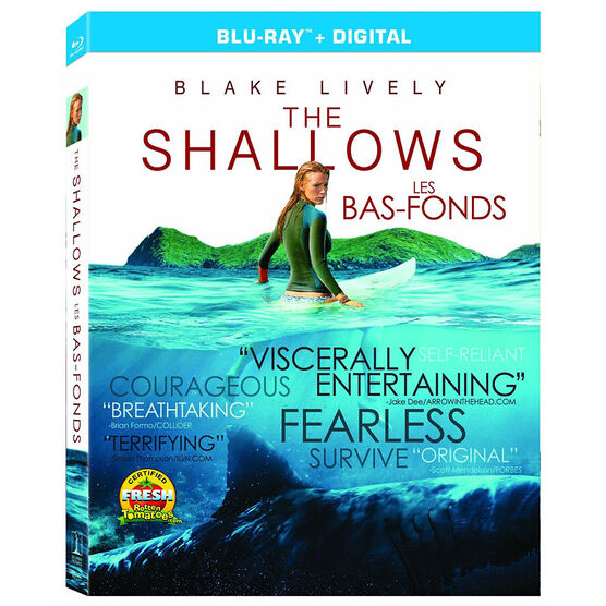 The Shallows - Blu-ray