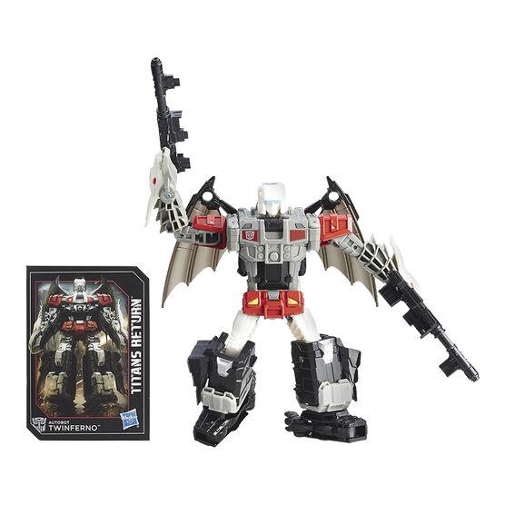 Transformers Generations Titans Return Deluxe Figure - Assorted