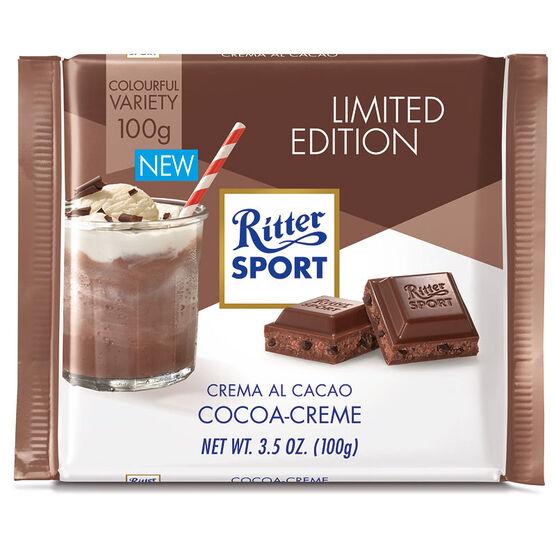 Ritter Sport Chocolate Bar - Coffee Vanilla - 100g