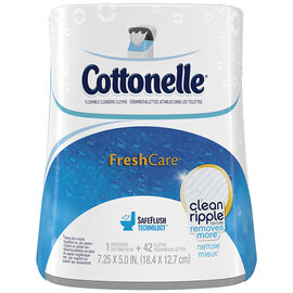 Cottonelle Moist Wipes with Dispenser - 42's